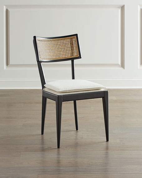 Exclusive Morgan Cane Dining Side Chair