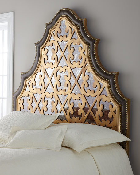 Reva King Headboard