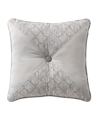 Aidan Tufted Square Pillow