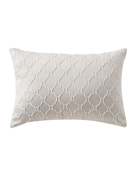 Belissa Quilted Lumbar Pillow