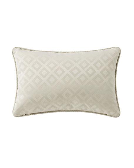 Daphne Applique Breakfast Pillow
