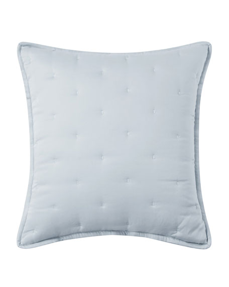 Thayer Quilted Square Pillow