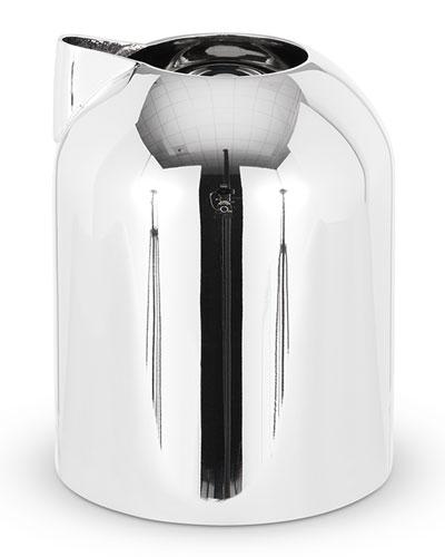 Stainless Steel Form Milk Jug