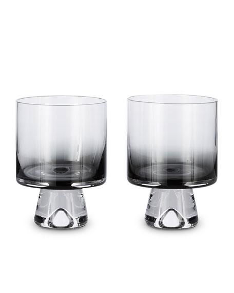 Tom Dixon Tank Low Ball Glasses, Set of