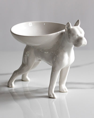 Bruno Bowl  White