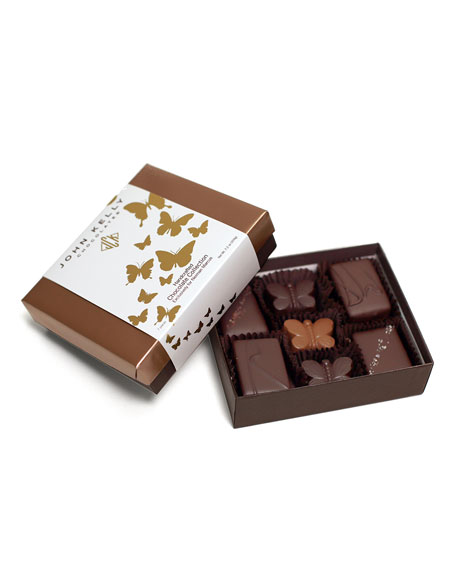 John Kelly Chocolates 7-Piece Signature Assorted Chocolate Gift