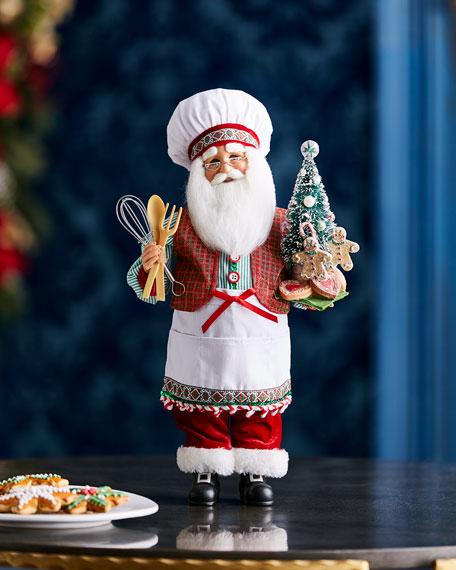 Karen Didion Originals Cookies Galore Santa