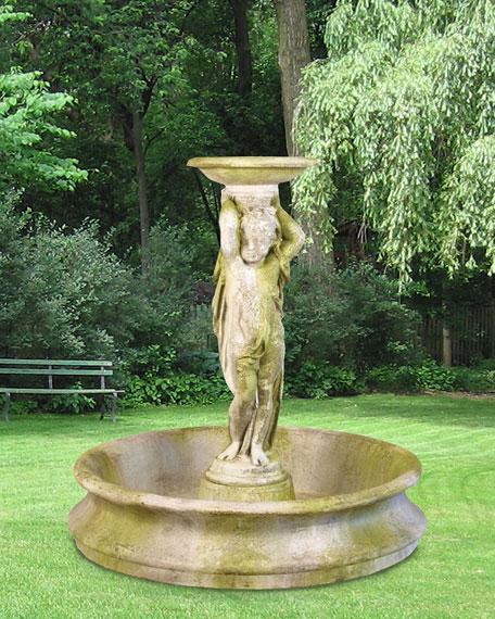 Mio Cherub Fountain