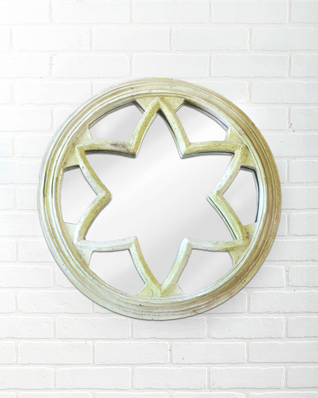 Barn Star Mirror