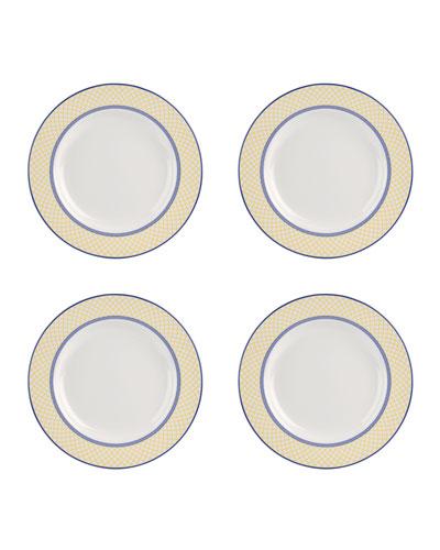 Giallo Dinner Plates  Set of 4