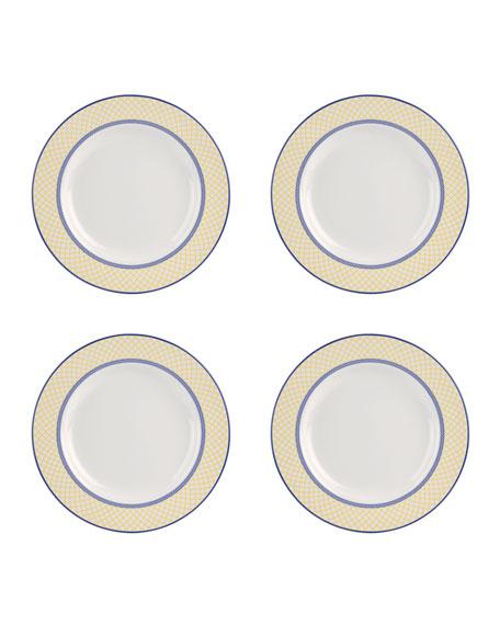 Giallo Dinner Plates, Set of 4