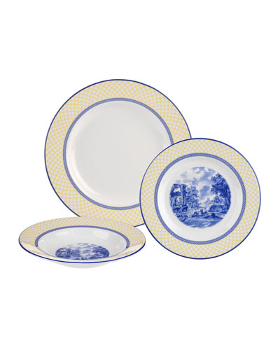 Giallo 3-Piece Place Setting