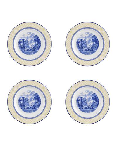 Giallo Salad/Dessert Plates  Set of 4
