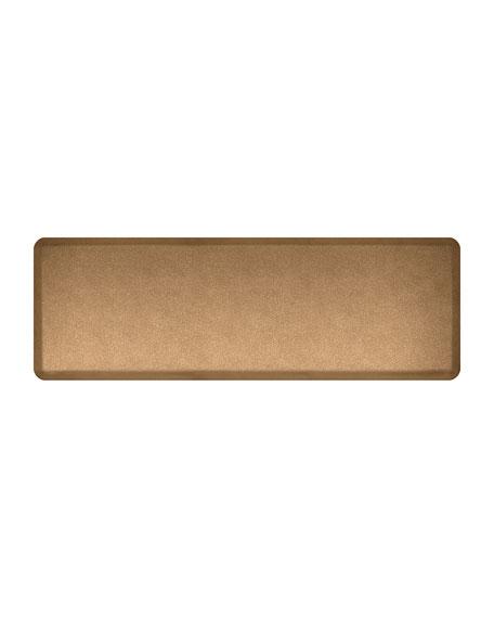 WellnessMats Granite Anti-Fatigue Kitchen Mat, 6' x 2'