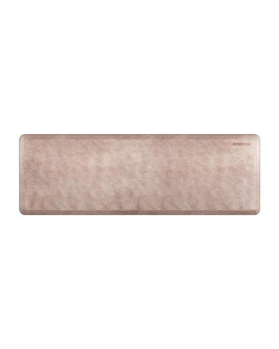 Linen Anti-Fatigue Kitchen Mat  6' x 2'