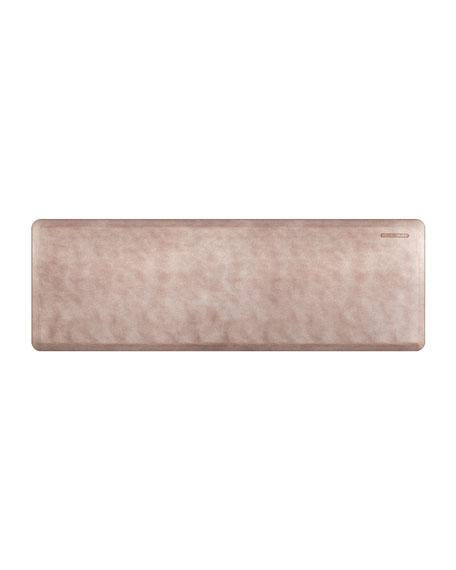 Linen Anti-Fatigue Kitchen Mat, 6' x 2'