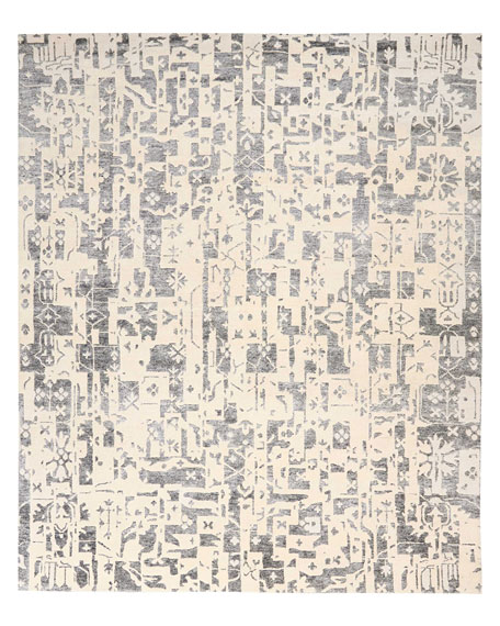 "Kensley Hand-Loomed Rug, 9'9"" x 13'9"""