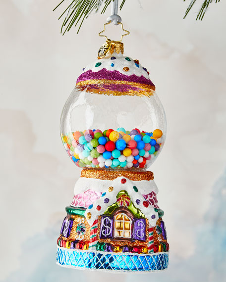 Gumball Goodies Ornament