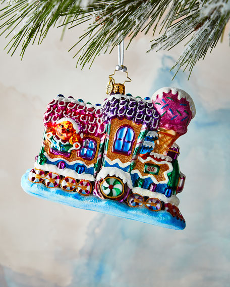 Livin' La Vida Locomotive Ornament