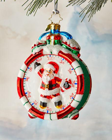 Christmas Time Ornament