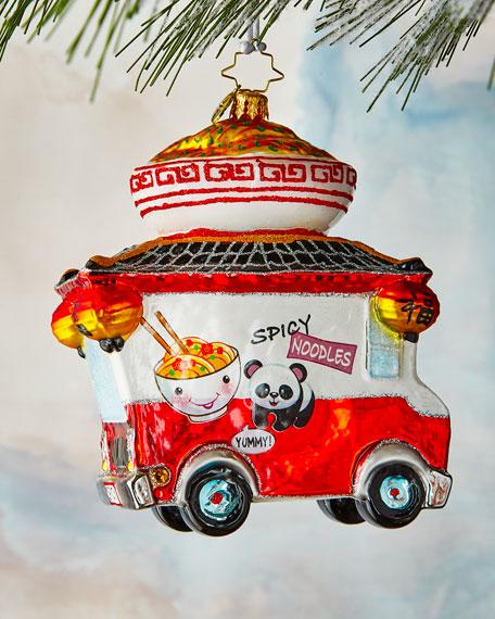 Ramen Roadster Ornament