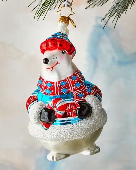 Christopher Radko Going Polar Ornament