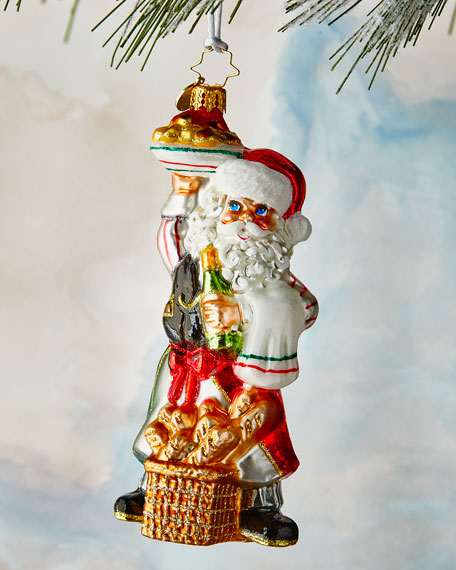 Christopher Radko Dinner is Served Ornament
