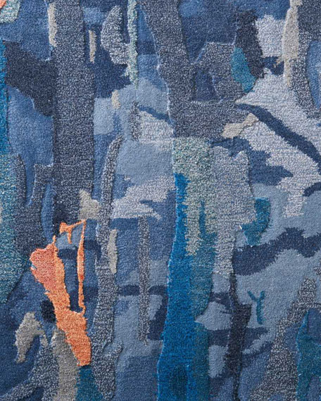 """Gene Hand-Tufted One Of a Kind Rug, 7'9"""" x 9'9"""""""
