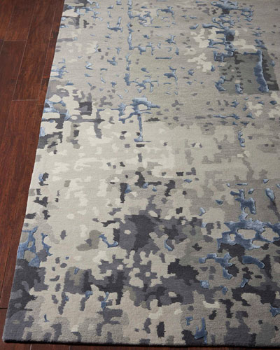 Franco Hand-Tufted One Of a Kind Rug  7'9 x 9'9
