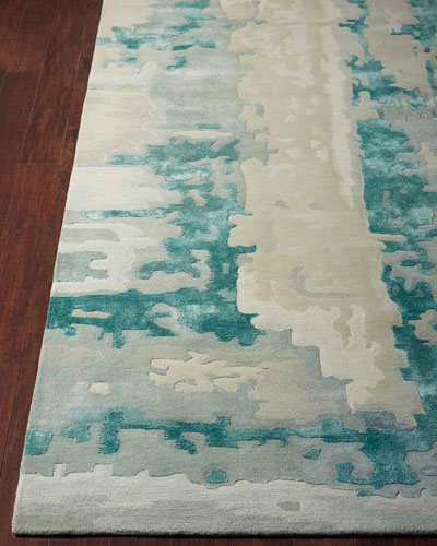 Leigh Hand-Tufted One Of a Kind Rug  7'9 x 9'9