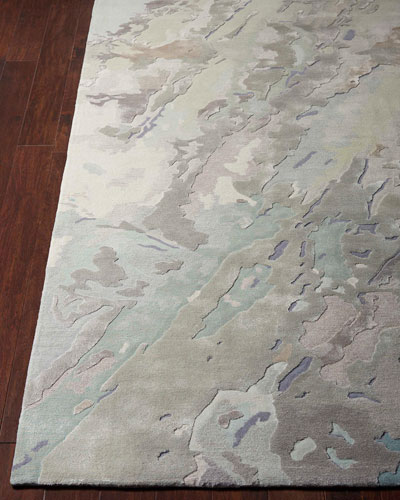 Claudette Hand-Tufted One Of a Kind Rug  7'9 x 9'9