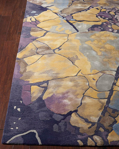 Jessica Hand-Tufted One Of a Kind Rug  7'9 x 9'9