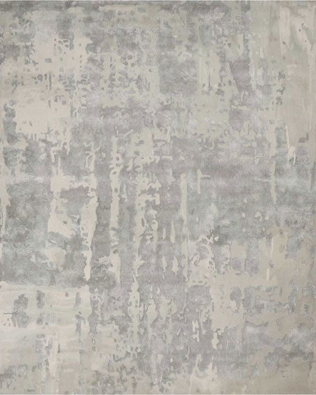 "Joan Hand-Tufted One Of a Kind Rug, 7'9"" x 9'9"""