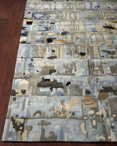 Montgomery Hand-Tufted One Of a Kind Rug  7'9 x 9'9