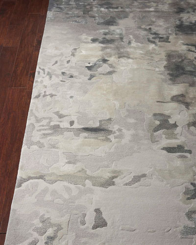 Chevalier Hand-Tufted One Of a Kind Rug  7'9 x 9'9