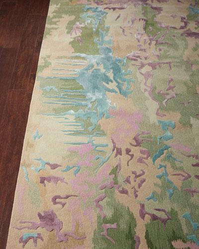 Bette Hand-Tufted One Of a Kind Rug  7'9 x 9'9