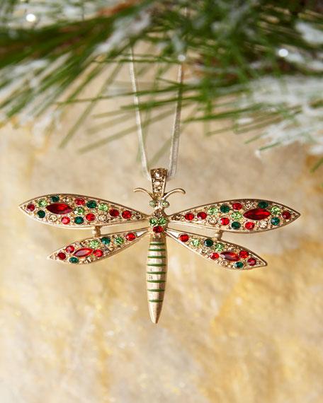 Joanna Buchanan Dragonfly Ornament
