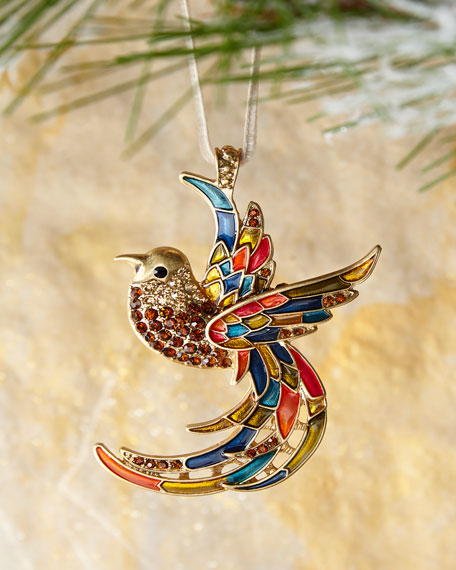 Joanna Buchanan Joyful Bird Ornament