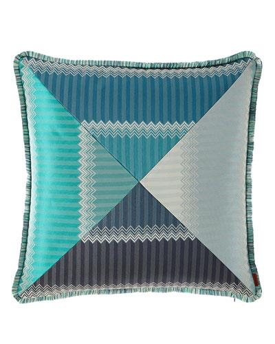 Wells Patchwork Pillow