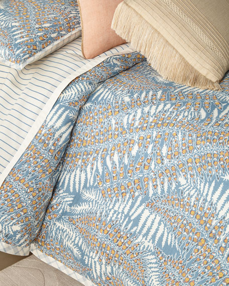 Hadley Fern Full/Queen Comforter Set