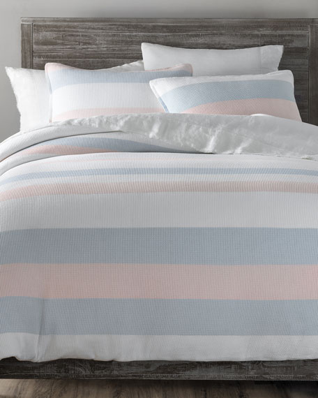 Arcata Queen Duvet Cover
