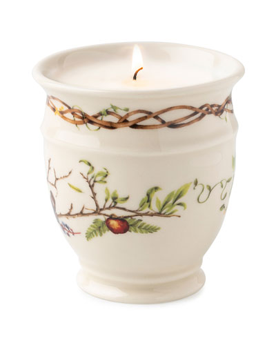 Forest Walk Cafe au Lait Scented Candle