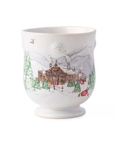 Berry & Thread North Pole Scented Candle