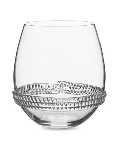 Dean Stemless Wine Glass
