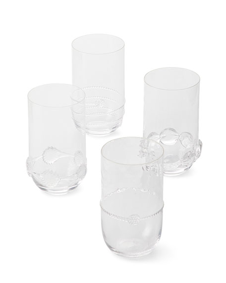 Juliska Heritage Collectors Highballs, Set of 4
