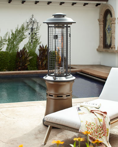 Axis Patio Heater  Bronze