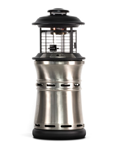 Axis Patio Heater  Stainless Steel