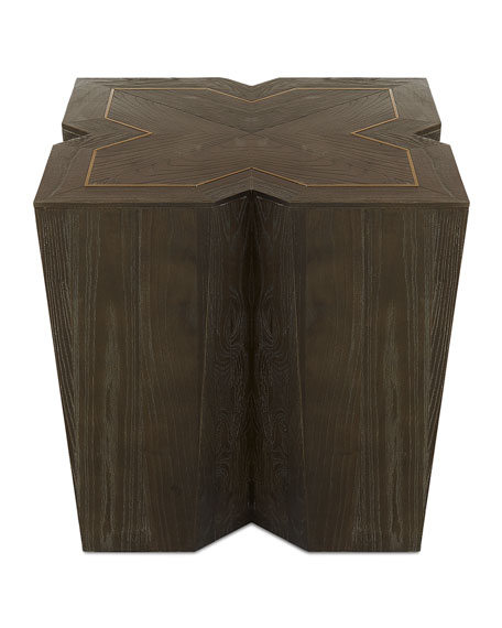 Birk Tree Design End Table