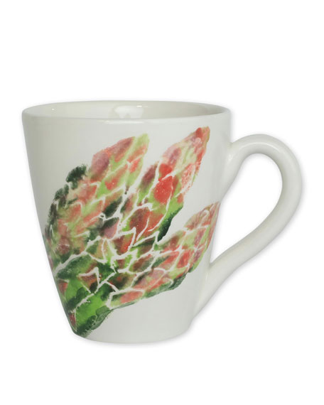 Spring Vegetables Asparagus Mug
