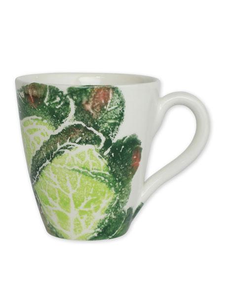 Spring Vegetables Cabbage Mug